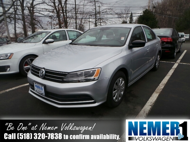 New Volkswagen Jetta Sedan 4DR AUTO 2.0L S W/TECHNOLOGY