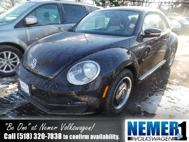 New Volkswagen Beetle Coupe 2DR AUTO 1.8T CLASSIC