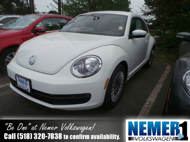 New Volkswagen Beetle Coupe 2dr Auto 1.8T